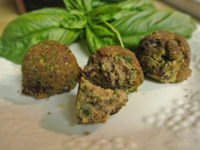 Homemade Chicken Liver Meatballs For Dogs