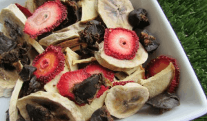 Chicken Liver and Fruit Trail