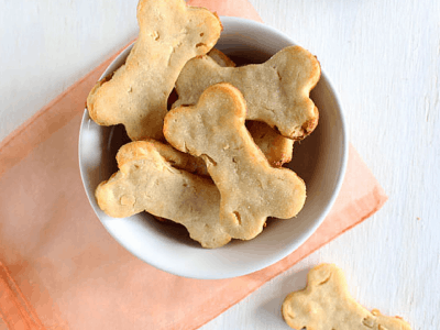 Ginger Apple Treats For Dogs