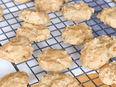Homemade Chicken Biscuits Dog Treat