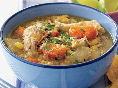 Homemade Chicken Stew For Dogs