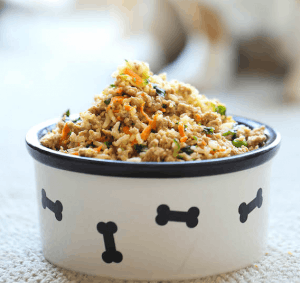 Risotto For Dogs