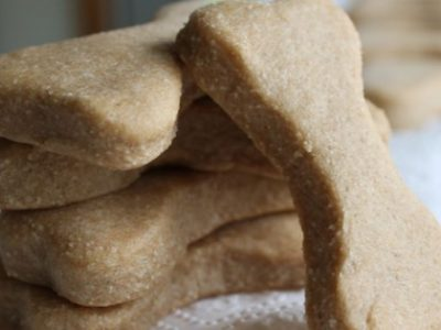 The Best Doggie Biscuits